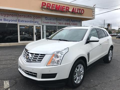 2014 Cadillac SRX for sale in Waldorf, MD