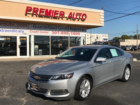 2014 Chevrolet Impala for sale in Waldorf, MD