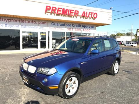 2007 BMW X3 for sale in Waldorf, MD