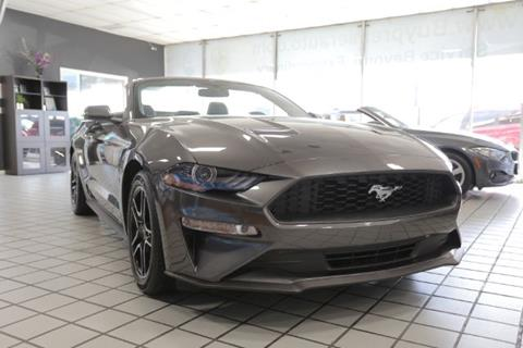 2018 Ford Mustang for sale in Temple Hills, MD