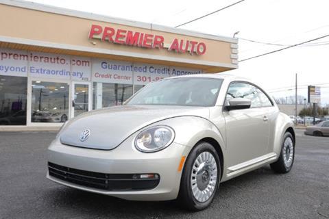 2016 Volkswagen Beetle for sale in Temple Hills, MD