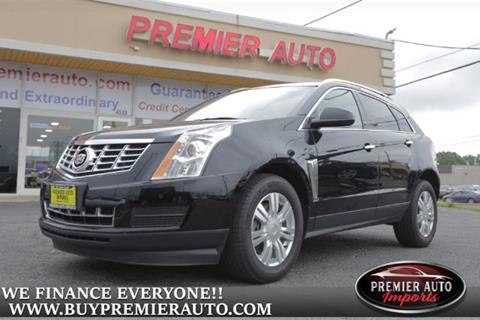 2016 Cadillac SRX for sale in Temple Hills, MD