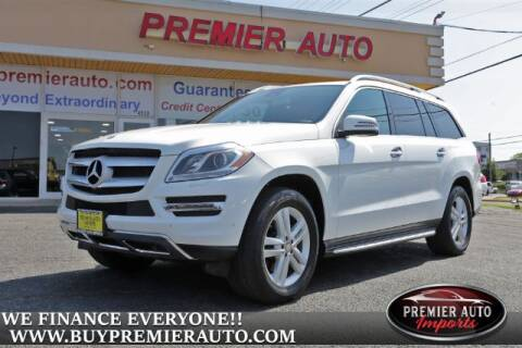 2016 Mercedes-Benz GL-Class for sale in Temple Hills, MD
