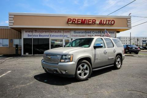 2007 Chevrolet Tahoe for sale in Waldorf, MD