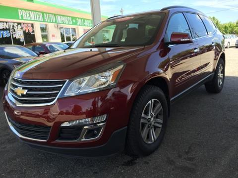 2016 Chevrolet Traverse for sale in Waldorf, MD