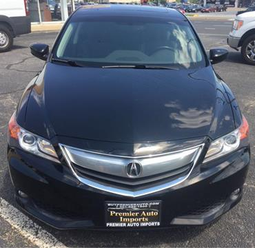 2013 Acura ILX for sale in Waldorf, MD