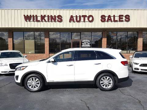 2016 Kia Sorento for sale in Sanford, NC