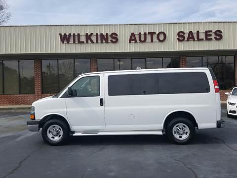 2016 Chevrolet Express Passenger for sale in Sanford, NC