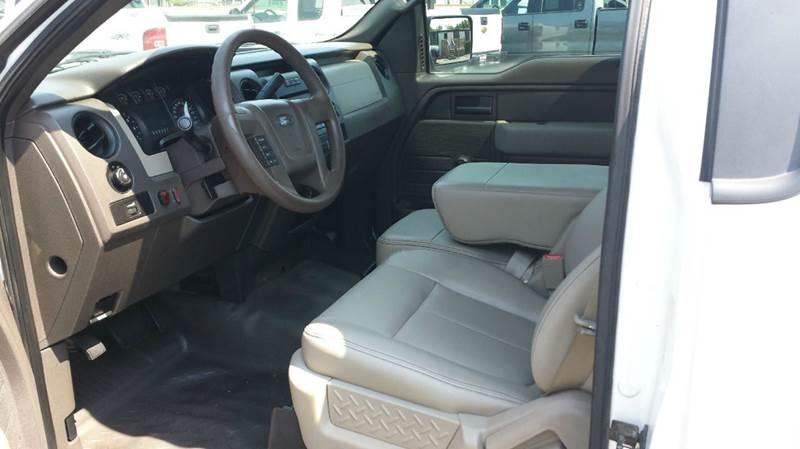 2010 Ford F-150 XL 4x4 2dr Regular Cab Styleside 6.5 ft. SB - Augusta GA
