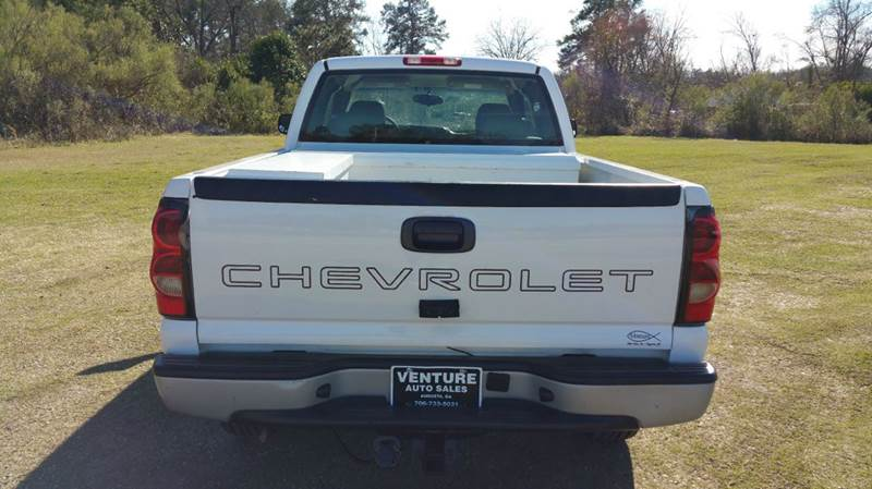 2007 Chevrolet Silverado 1500 Classic LS 4dr Extended Cab 4WD 6.5 ft. SB - Augusta GA