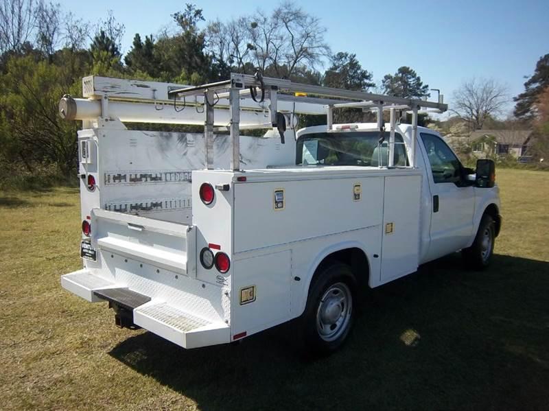2012 Ford F-350 XL Service Truck 2dr Reg Cab Service Body - Augusta GA