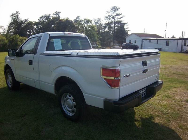 2012 Ford F-150 XL 4x2 2dr Regular Cab Styleside 6.5 ft. SB - Augusta GA