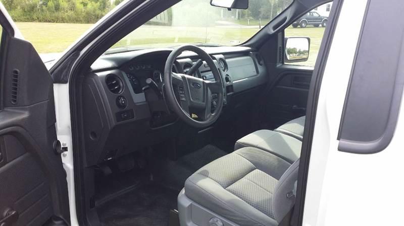 2013 Ford F-150 XL 4x2 2dr Regular Cab Styleside 6.5 ft. SB - Augusta GA
