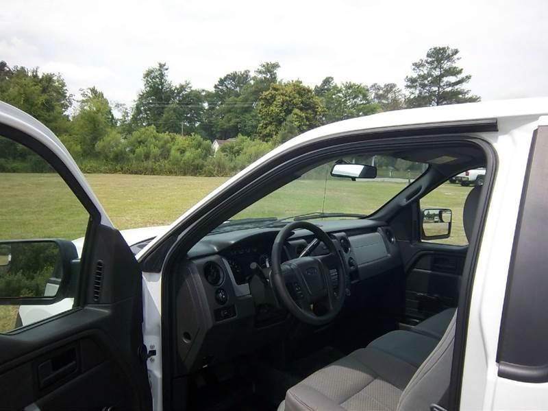 2013 Ford F-150 4x2 XL 2dr Regular Cab Styleside 6.5 ft. SB - Augusta GA