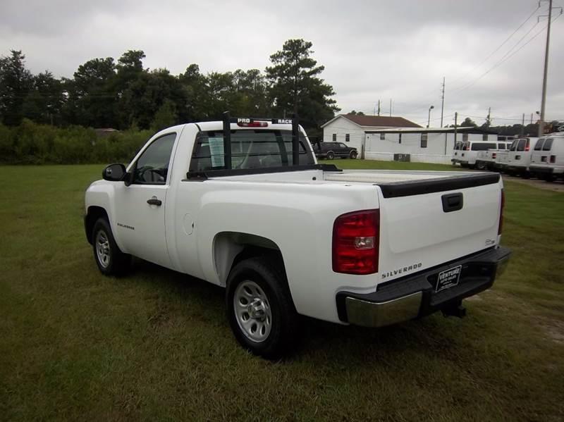 2008 Chevrolet Silverado 1500 2WD Work Truck 2dr Regular Cab 6.5 ft. SB - Augusta GA