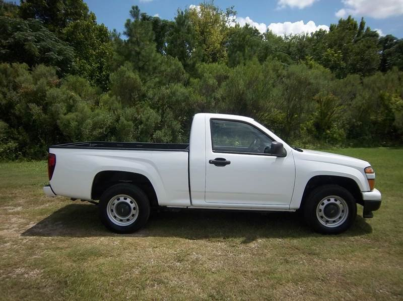 2012 Chevrolet Colorado 4x2 Work Truck 2dr Regular Cab - Augusta GA