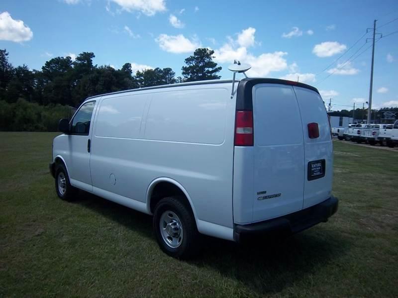 2010 Chevrolet 2500 Express Cargo Van 3dr - Augusta GA