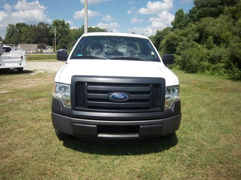 2012 Ford F-150 4x2 XL 2dr Regular Cab Styleside 6.5 ft. SB - Augusta GA