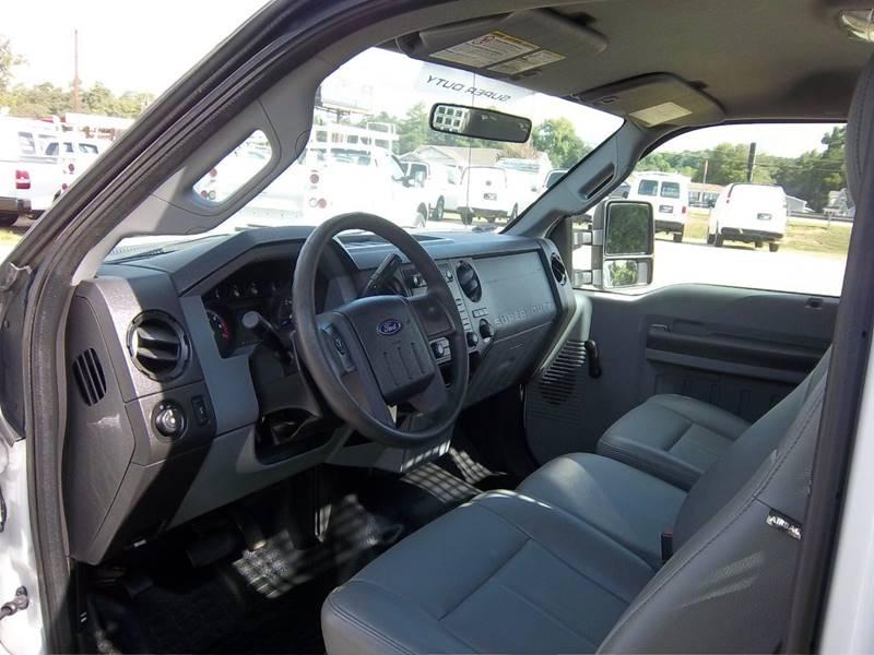 2012 Ford F-250 Super Duty 4x2 XL 2dr Regular Cab 8 ft. LB Pickup - Augusta GA