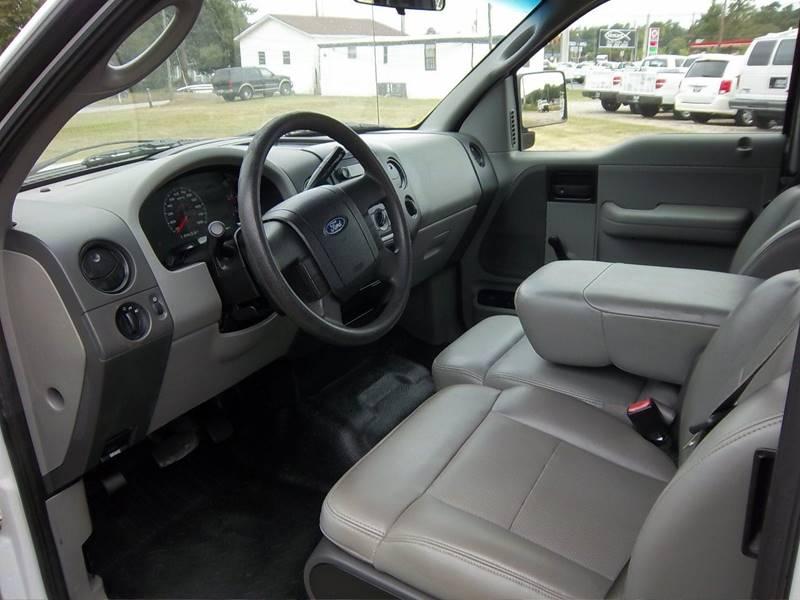 2008 Ford F-150 4x2 XL 4dr SuperCab Styleside 6.5 ft. SB - Augusta GA