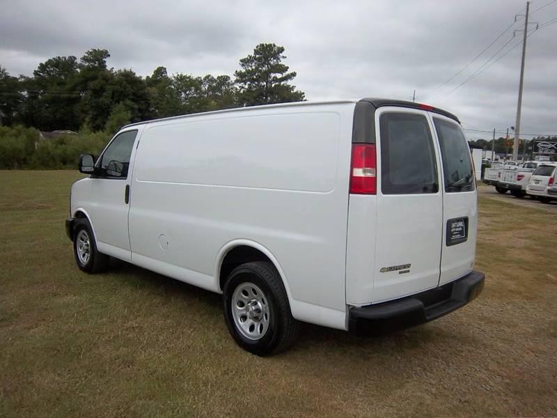 2014 Chevrolet Express Cargo 1500 3dr Cargo Van - Augusta GA