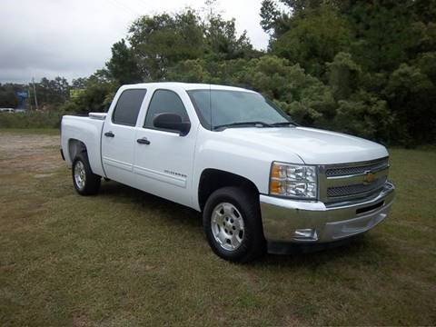 2012 Chevrolet Silverado 1500 for sale in Augusta, GA