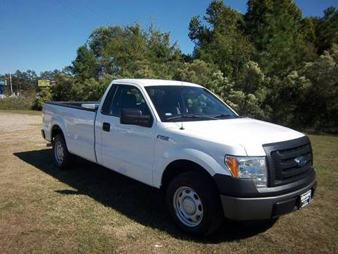 2011 Ford F-150 for sale in Augusta, GA