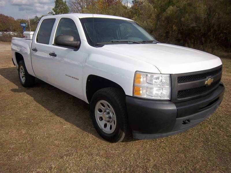 2011 CHEVROLET SILVERADO 1500 4DR SHORT BED white this is a great truck  kind of rare as well