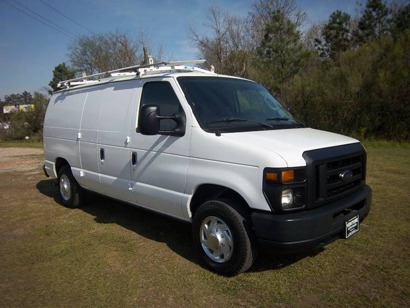 2012 FORD E-SERIES CARGO E 150 3DR CARGO VAN white nice e150 cargo van with exceptional adrian s