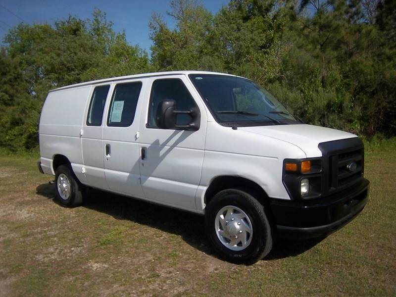 2011 FORD E250 CARGO VAN 3DR white do you need a heavy duty cargo van that will work as hard as