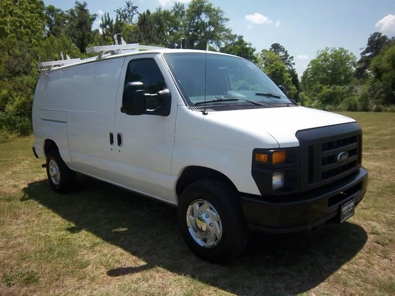 2013 FORD E-SERIES CARGO E 250 3DR CARGO VAN white extra nice heavy duty e250 cargo van that