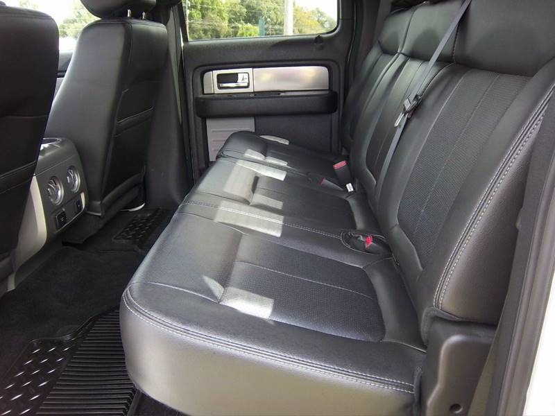 2013 FORD F-150 FX2 4X2 4DR SUPERCREW STYLESIDE