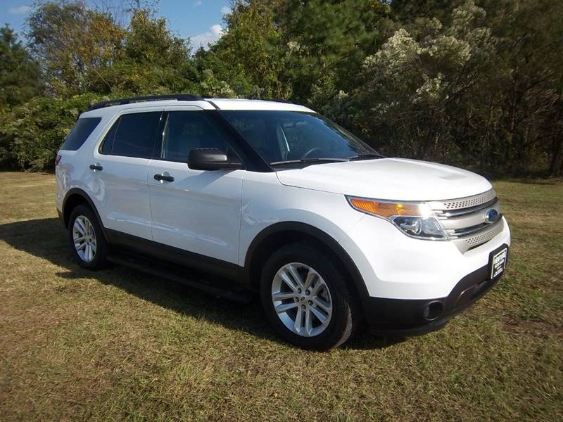 2015 FORD EXPLORER BASE AWD 4DR SUV white looking for a really great quality suv that is excepti