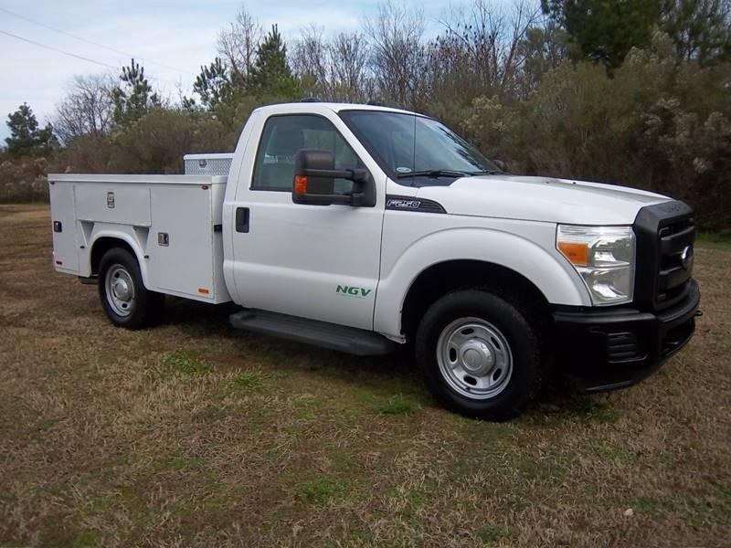 2012 ford f250 xl service truck 2dr in augusta ga venture auto