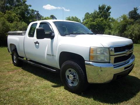 2008 Chevrolet Silverado 2500HD for sale in Augusta, GA