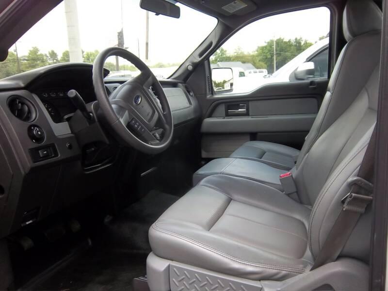 2013 Ford F150 XL 4x4 2 Dr - Augusta GA