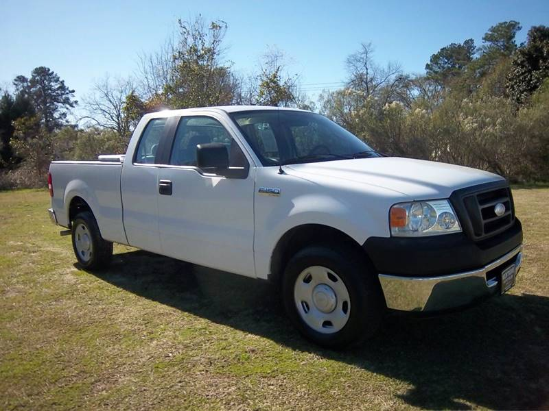 2008 FORD F150 XL EXTENDED CAB 4DR white this is an extremely clean 2008 ford f150 xl 4dr extend