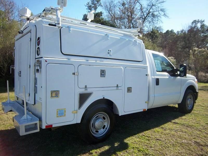 2013 Ford F350 XL Enclosed Service Truck 2dr - Augusta GA