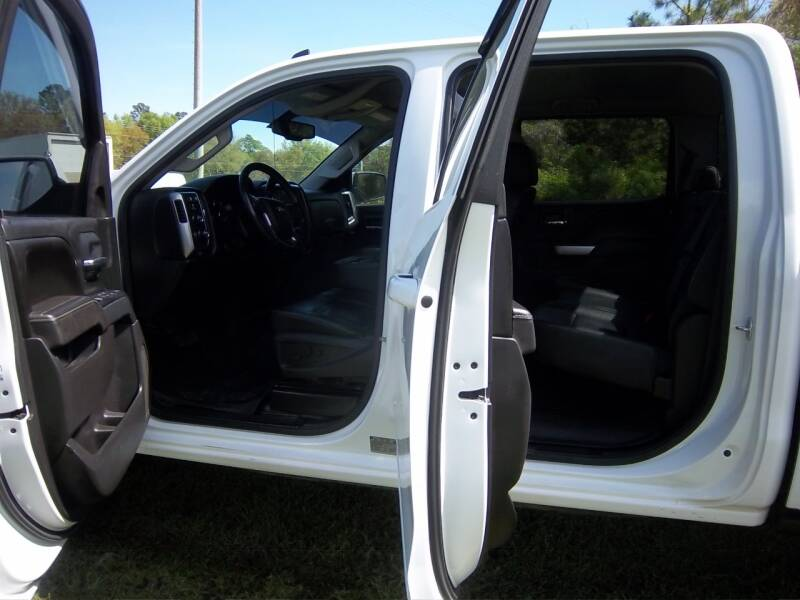 2016 Chevrolet 2500 HD LT 4x4 Crew Cab 4dr - Augusta GA