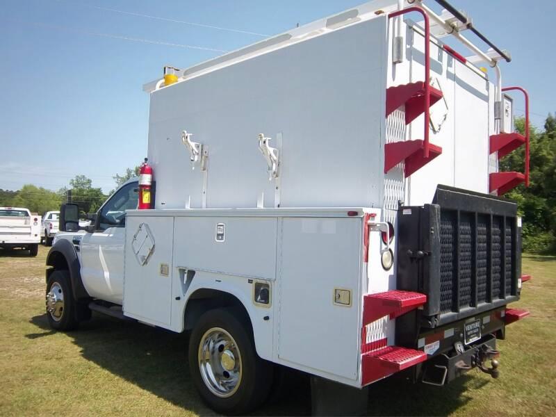 2010 Ford F550 HI Top Service Truck 2dr - Augusta GA