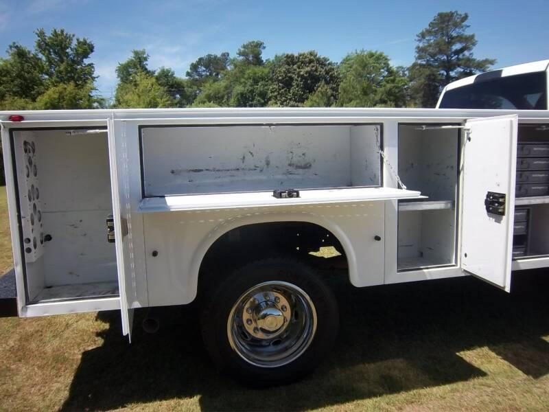 2013 RAM 5500 4x4 Diesel Service Truck 2dr - Augusta GA