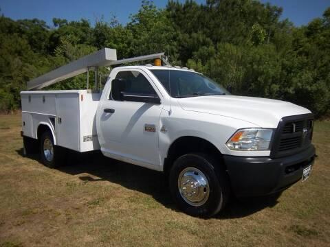 2012 RAM 3500 Dully Diesel Service Trk
