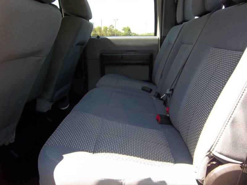 2016 Ford F250 XL 4x4 Crew Cab 4dr - Augusta GA