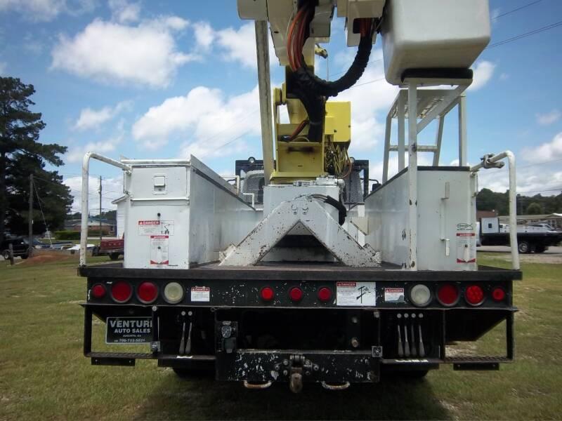 2005 International 4300 55ft Bucket Truck 2dr - Augusta GA