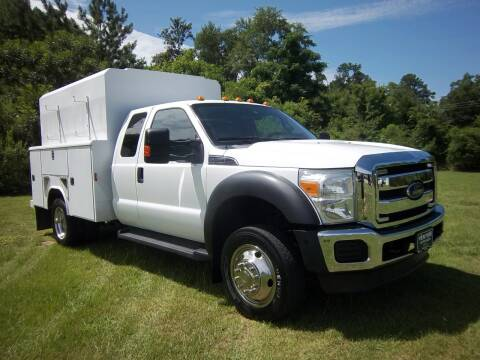 2012 Ford F450 XLT Extended Service Trk