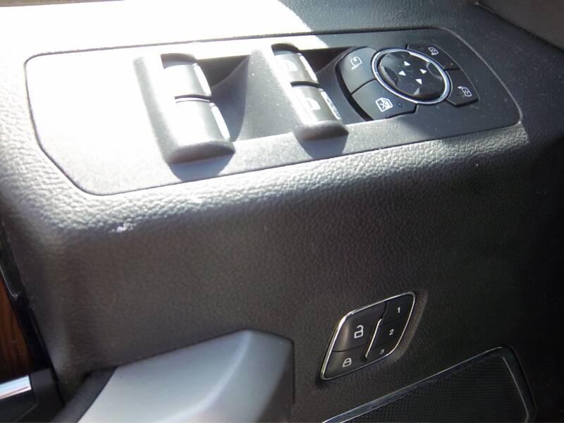 2016 Ford F150 Lariat 4x4 Crew Cab 4dr - Augusta GA