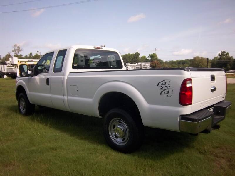 2016 Ford F250 XL 4x4 Extended Cab LB 4dr - Augusta GA