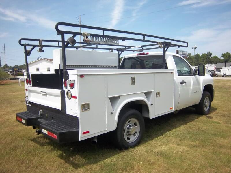 2010 Chevrolet 2500 HD Service Truck 2dr - Augusta GA