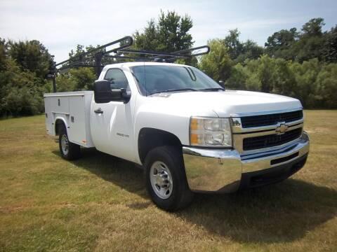 2010 Chevrolet 2500 HD Service Truck