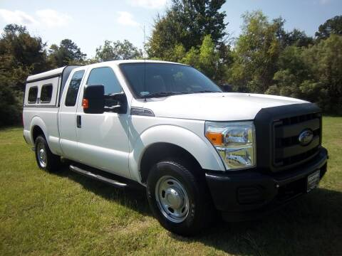 2015 Ford F250 XL Extended Cab
